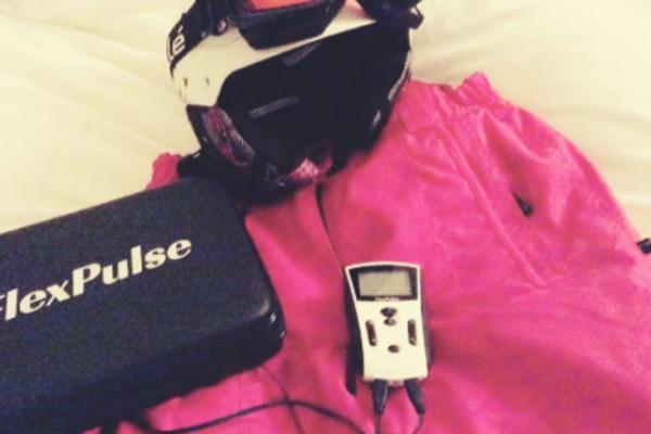 FlexPulse PEMF therapy device